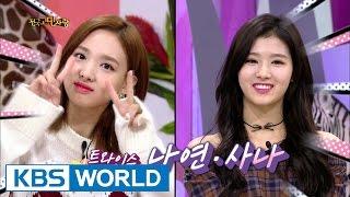 Hello Counselor - Kim Sungkyung, Nayeon, Sana [ENG/THA/2016.10.31]