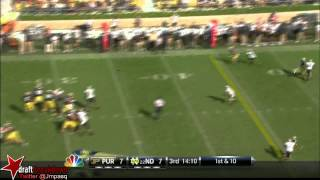 Ryan Russell vs Notre Dame (2012)