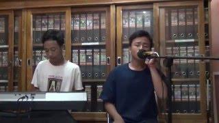 Sampai Kapan Mike Mohede cover by Matius & Yosafat