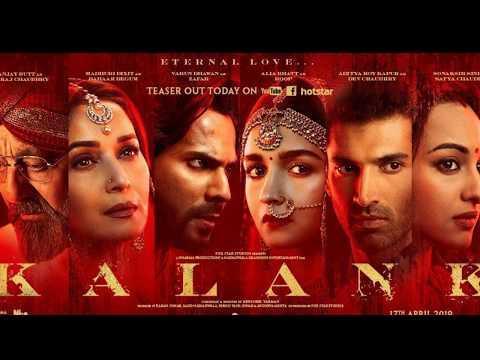 Kalank Title song LYRICS with English translation l music hub l Arijit Singh