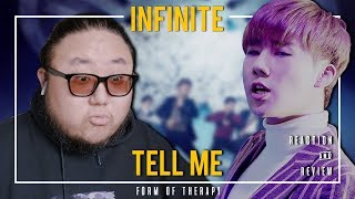"""Download Lagu Producer Reacts to Infinite """"Tell Me"""" Mp3"""