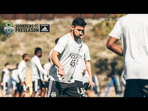 Video: Alex Roldan discusses joining the Sounders for preseason