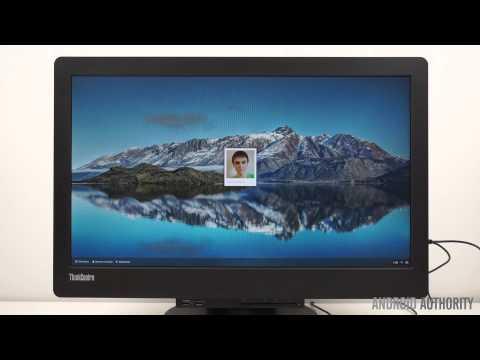 Lenovo ThinkCentre Chromebox Tiny Review   YouTube