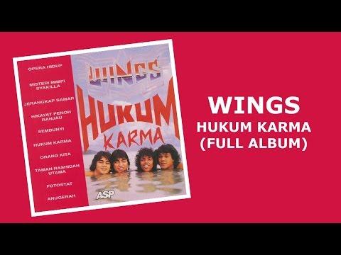 Wings - Hukum Karma (Full Album)