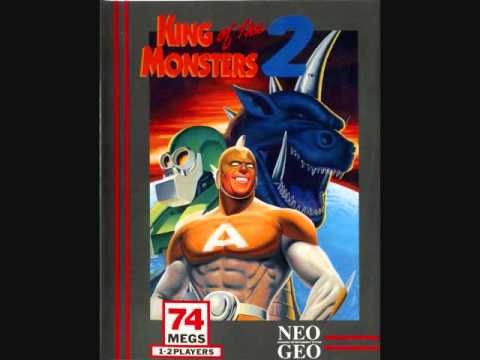 king of the monsters 2 neo geo online
