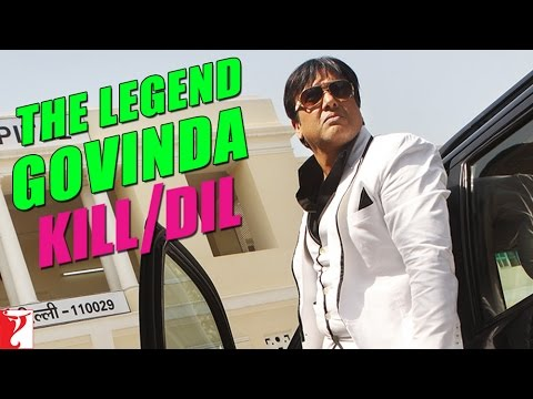 Kill Dil Leaks - The Legend Govinda