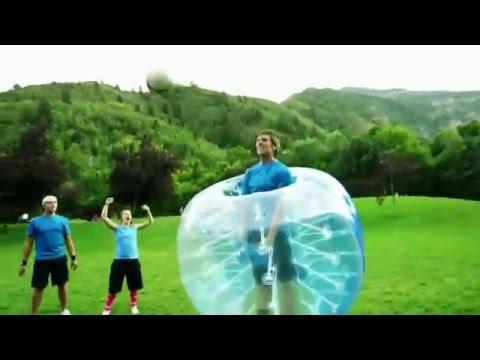 Бампербол (Футбол в надувных шарах)