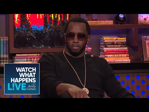"Sean ""Diddy"" Combs On Janet Jackson And Justin Timberlake 