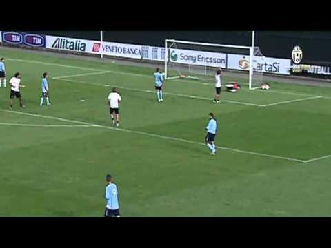 Juventus-Chieri 9-1 gli highlights (06/10/2011)