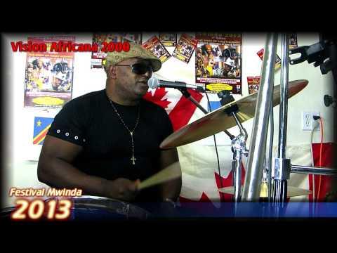TÉLÉ 24 Live: Festival Mwinda  2013,  le 31 Août et le 1 Septembre 2013 à Toronto