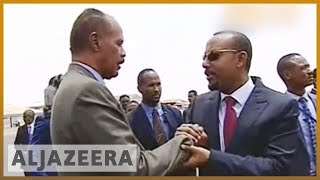 Ethiopia-Eritrea peace: Leaders sign end to 'state of war' | Al Jazeera English
