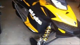 1. 2012 Ski-Doo MXZ 550f