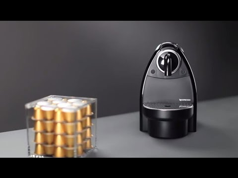 Nespresso Essenza: How To - Cup Size Programming