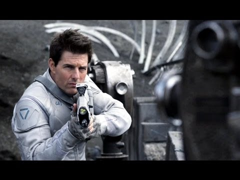 "Image of Tom Cruise ""Oblivion"" Trailer - Sience Fiction (Sci-Fi) Movie Trailer ""Oblivion"""