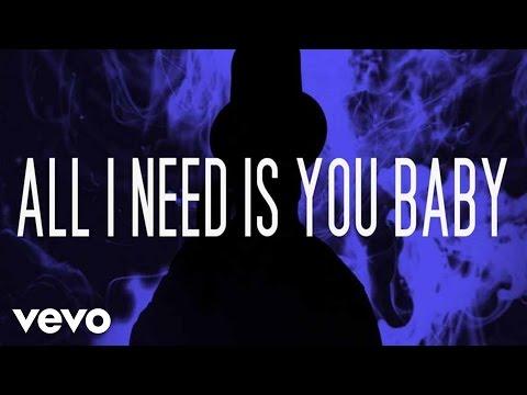 The-Dream  - All I Need (Lyric Video)