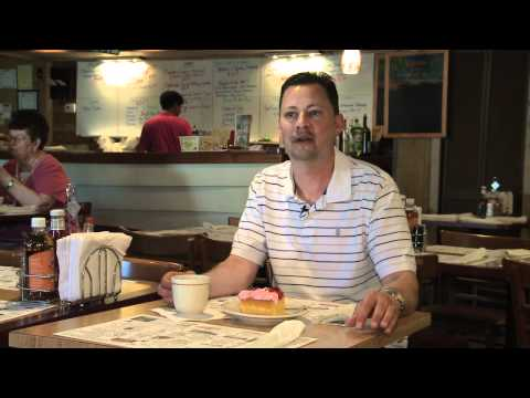 St. Mary's Real People: Kevin Thompson - Kevin's Corner Kafe