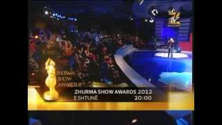 Promo Finale ZHURMA SHOW AWARDS 2012