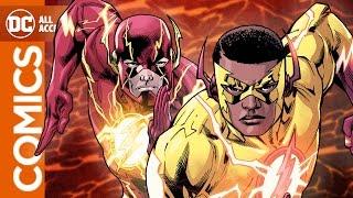 THE FLASH: Reverse-Flash Haunts Kid Flash
