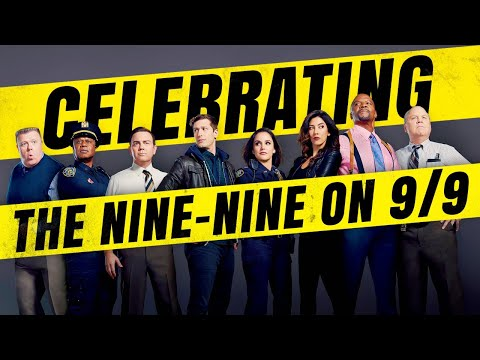 Cool cool cool. Happy 9/9 day! - Brooklyn Nine-Nine