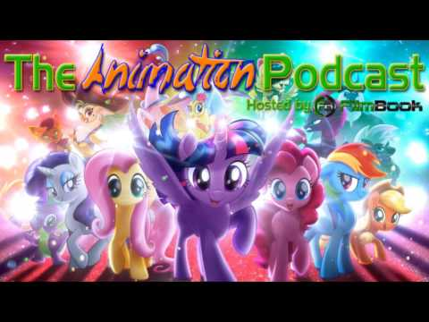 MY LITTLE PONY: THE MOVIE (2017) Trailer Reaction - The Animation Podcast HIGHLIGHTS