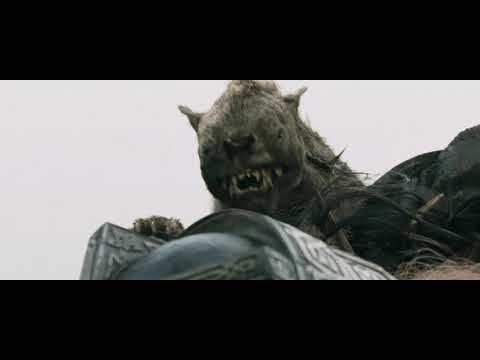 The Wolves of Isengard Scene 2- The Two Towers