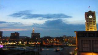 Night Time Lapse - Le Havre