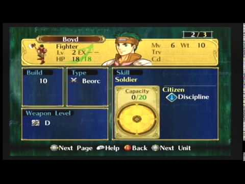 Fire emblem path of radiance strategy guide