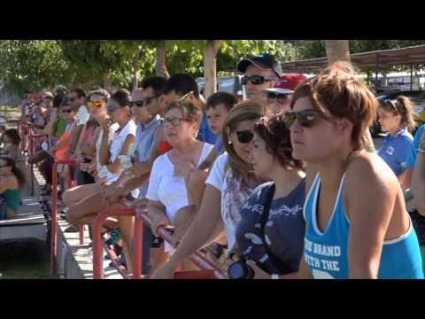 Triatlón de Mequinenza - La Mina