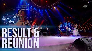 Video FINALIST IDOL ft. GLENN FREDLY - KARENA CINTA (Joy Tobing) - RESULT & REUNION - Indonesian Idol 2018 MP3, 3GP, MP4, WEBM, AVI, FLV Desember 2018