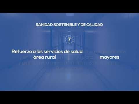 Nuestro contrato con España - Sanidad
