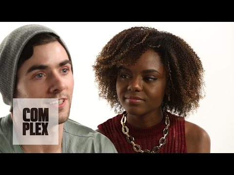 What Happens When Interracial Couples Get Real About Stereotypes | Complex (видео)