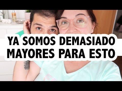Modelos de uñas - SOMOS DEMASIADO MAYORES PARA ESTO Vlog