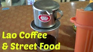 Xam Neua Laos  city photo : Coffee & Street Food in Xam Neua Laos - Jared's Junk Food Ep. 7