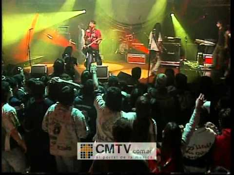 Jóvenes Pordioseros video Bailando - CM Vivo 2007