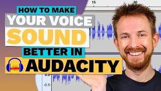 Video How To Make Your Voice Sound Better in Audacity MP3, 3GP, MP4, WEBM, AVI, FLV Februari 2019