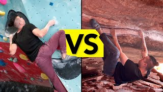 Indoor VS Outdoor Climbing: Which is Better? by  rockentry