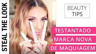 GG Duval testa uma nova marca de maquiagens | Steal The Look - Dicas De Beleza