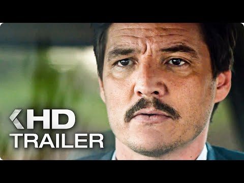 NARCOS Staffel 3 Trailer German Deutsch (2017) Netflix (видео)