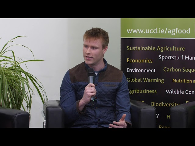 UCD Food Science or Human Nutrition Broadcast