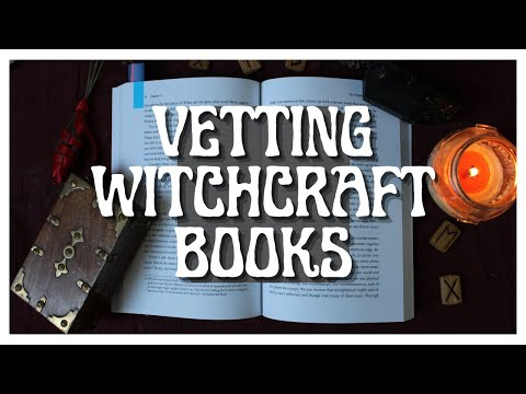 How To Tell If A Book Is Good || Witchcraft Books
