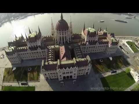 Budapest Kossuth tér videó