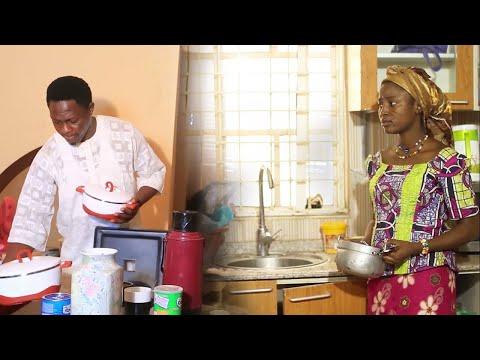 'yar aikin da ta tsorata ta lashe zuciyar attajirin da ya ciyar - Hausa Movies 2021