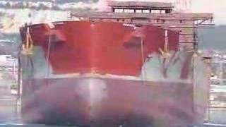 Video Ship launching in Brodosplit Croatia MP3, 3GP, MP4, WEBM, AVI, FLV Mei 2018