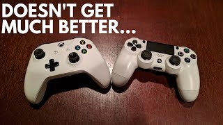Xbox One vs PS4 Controller... WHICH IS THE BEST??