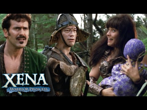 Maternal Instincts | Xena: Warrior Princess