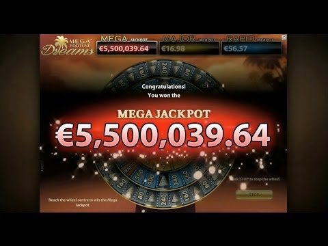 Mega Fortune Dreams Slot Free Spins | 6th July 2014
