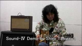 Effect Gear Sound-Ⅳ Demo-1 Clean Sound (Not use Marshall Cabinet)