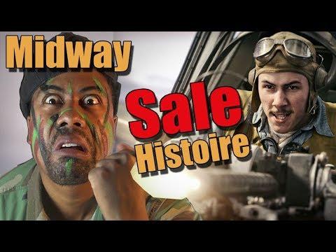 SALE HISTOIRE !?!? MIDWAY le FILM historique de Roland EMMERICH (Critique militaire)