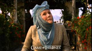 Subscribe to the HBO YouTube: http://itsh.bo/10qIqsj Celebrate Mother's Day with Olenna and Sansa. Game of Thrones Season 6...
