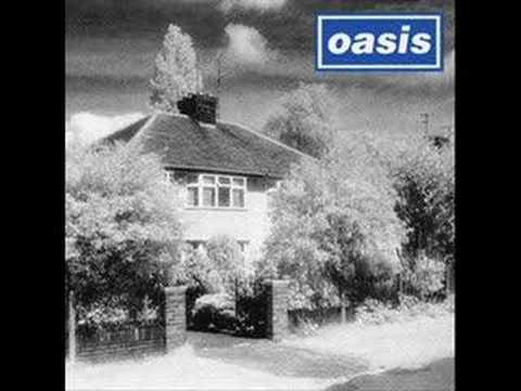 Tekst piosenki Oasis - Cloudburst po polsku